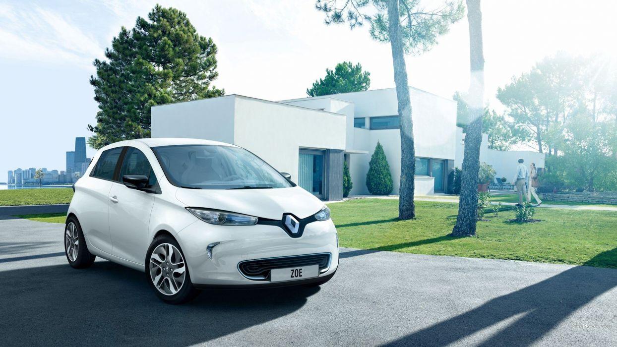 Renault Zoe Renault ZOE wallpaper