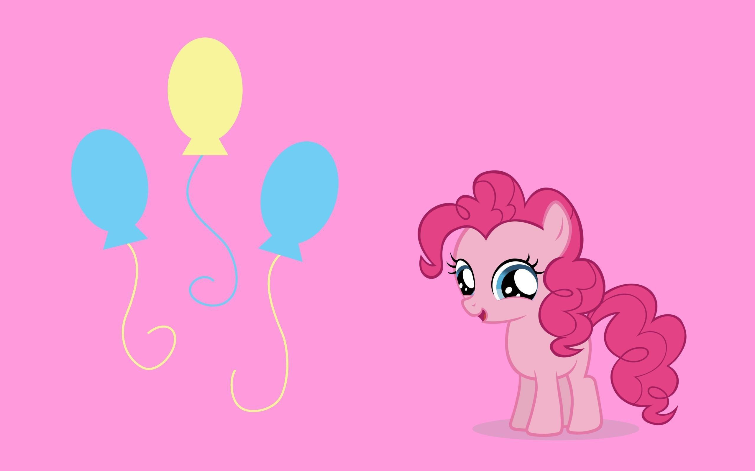 My little pony pinkie pie wallpaper