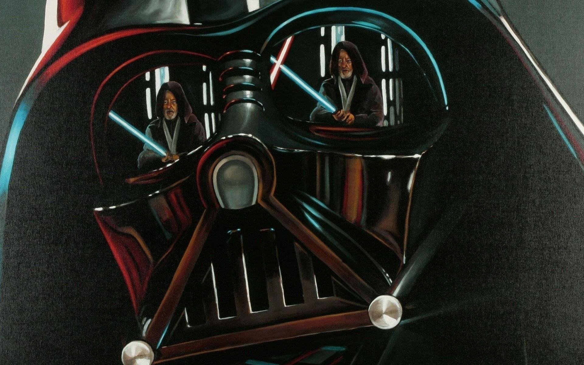 Star Wars Obi Wan vs Darth Vader Original Star Wars Darth Vader Obi-wan