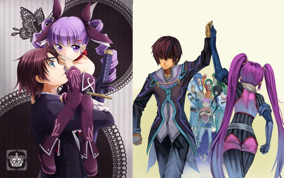 anime Tales of Graces wallpaper