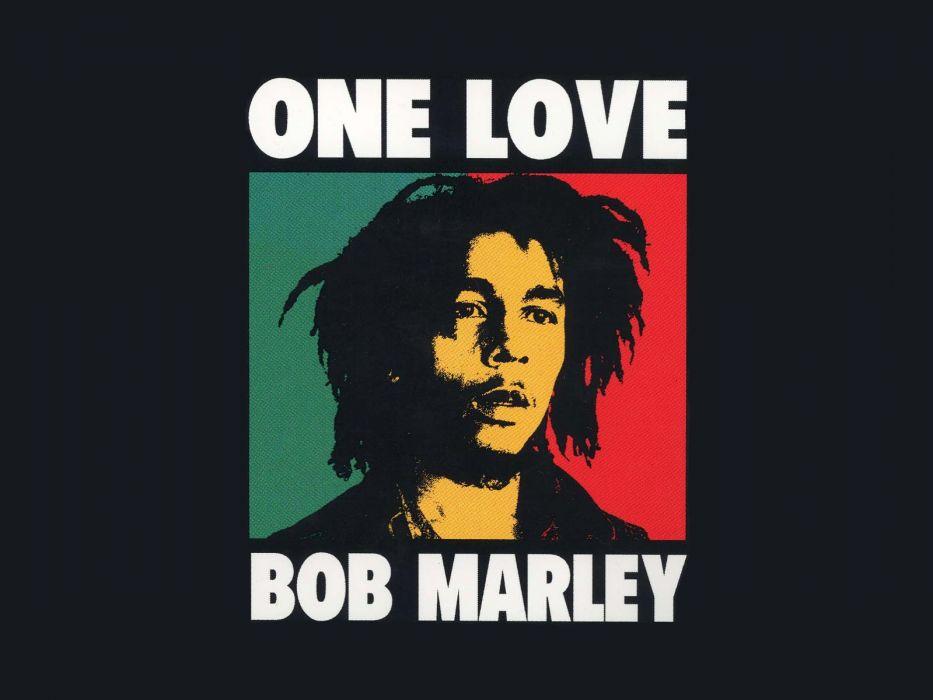 Bob Marley one love wallpaper
