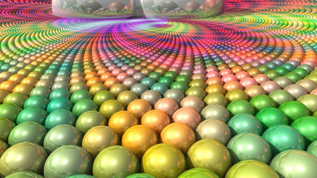 nature spheres wallpaper