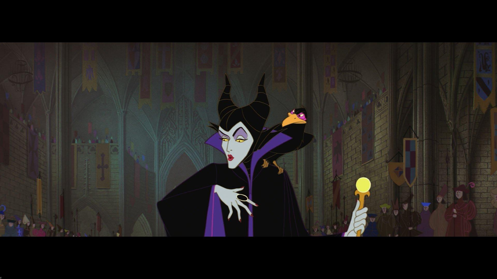 Disney Company Sleeping Beauty Maleficent Wallpaper 1920x1080 255178 Wallpaperup
