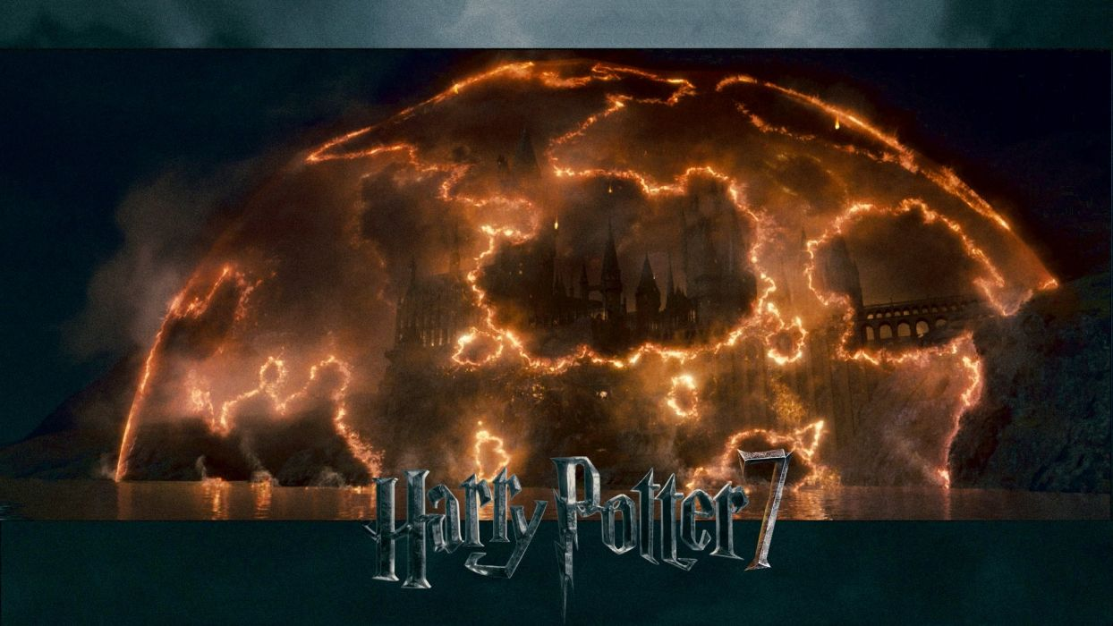 Harry Potter Harry Potter And The Deathly Hallows Hogwarts