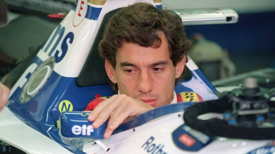 Formula One Ayrton Senna Williams wallpaper