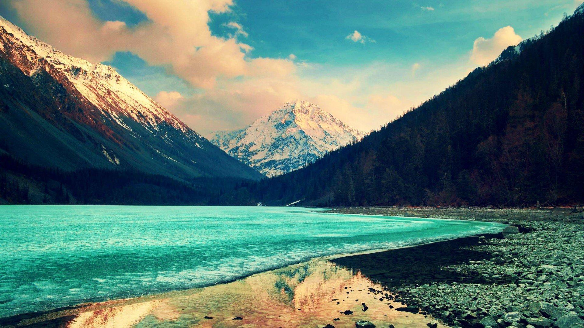 Nature_mountain_forest_landscape_fog_lake_ultrahd_4k_wallpaper on Beautiful Landscape Hd Wallpaper 1920x1080