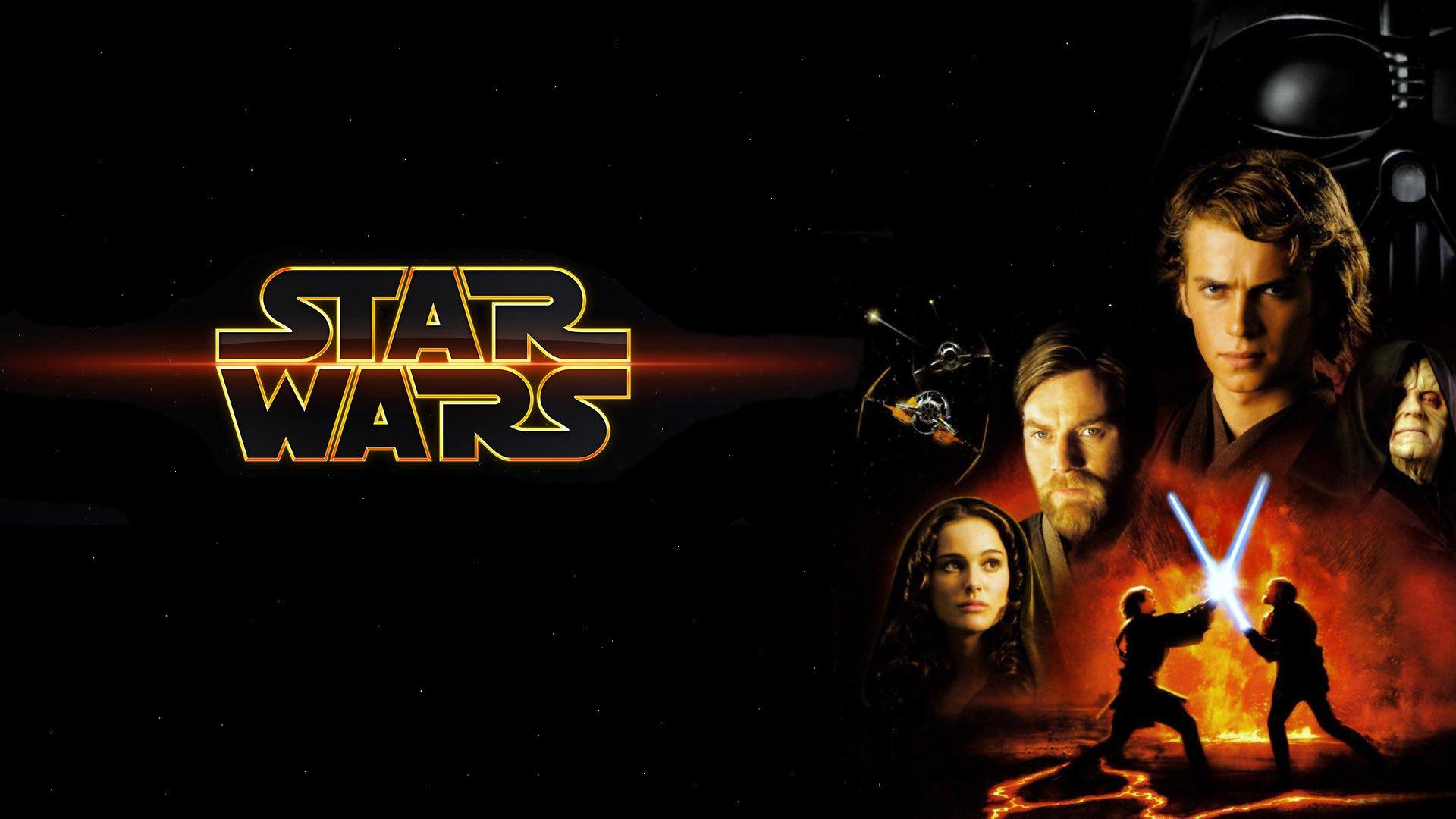 STAR WARS REVENGE SITH sci-fi futuristic action movie film (34) wallpaper | 1920x1080 | 255861 | WallpaperUP