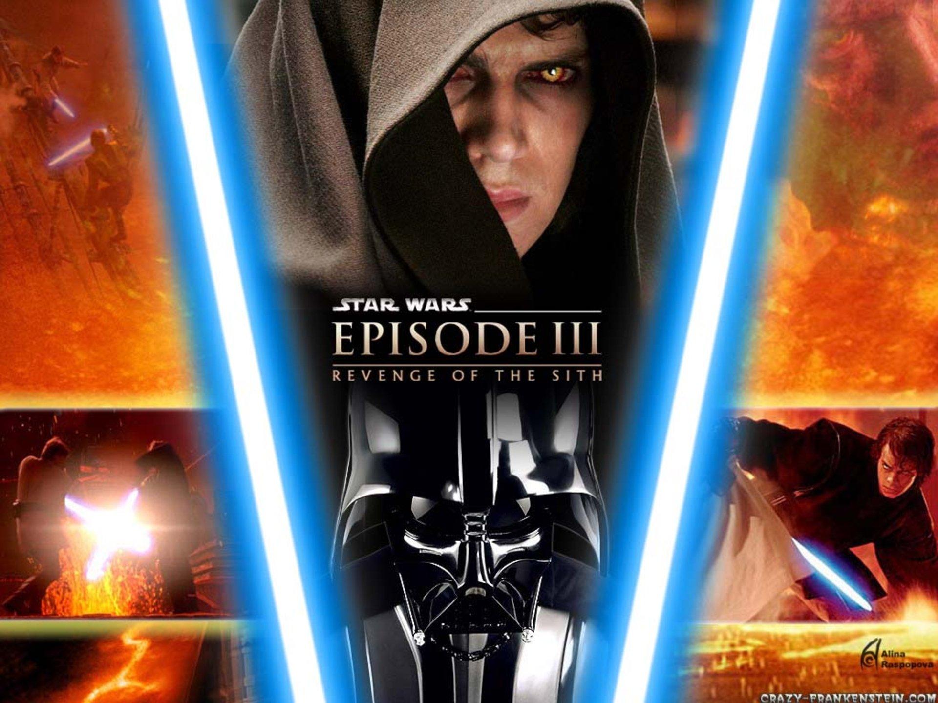 Star Wars Revenge Sith Sci Fi Futuristic Action Movie Film 40 Wallpaper 1920x1440 255867 Wallpaperup