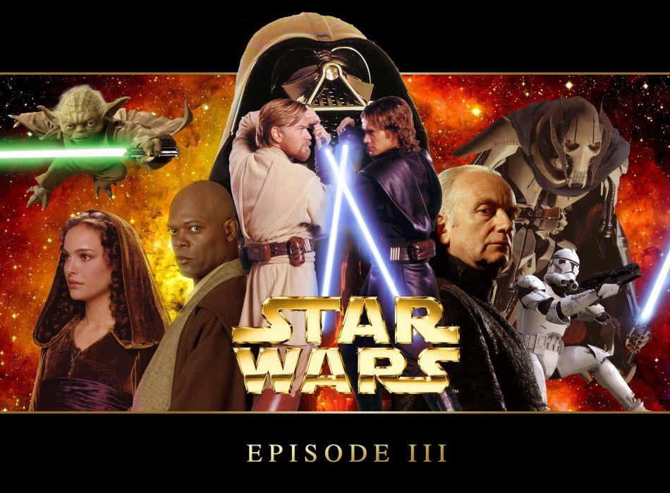 Star Wars Revenge Sith Sci Fi Futuristic Action Movie Film 45 Wallpaper 1900x1400 255872 Wallpaperup