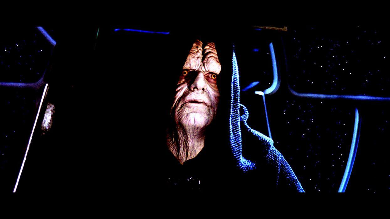 Star Wars Return Jedi Sci Fi Futuristic Movie Film 16