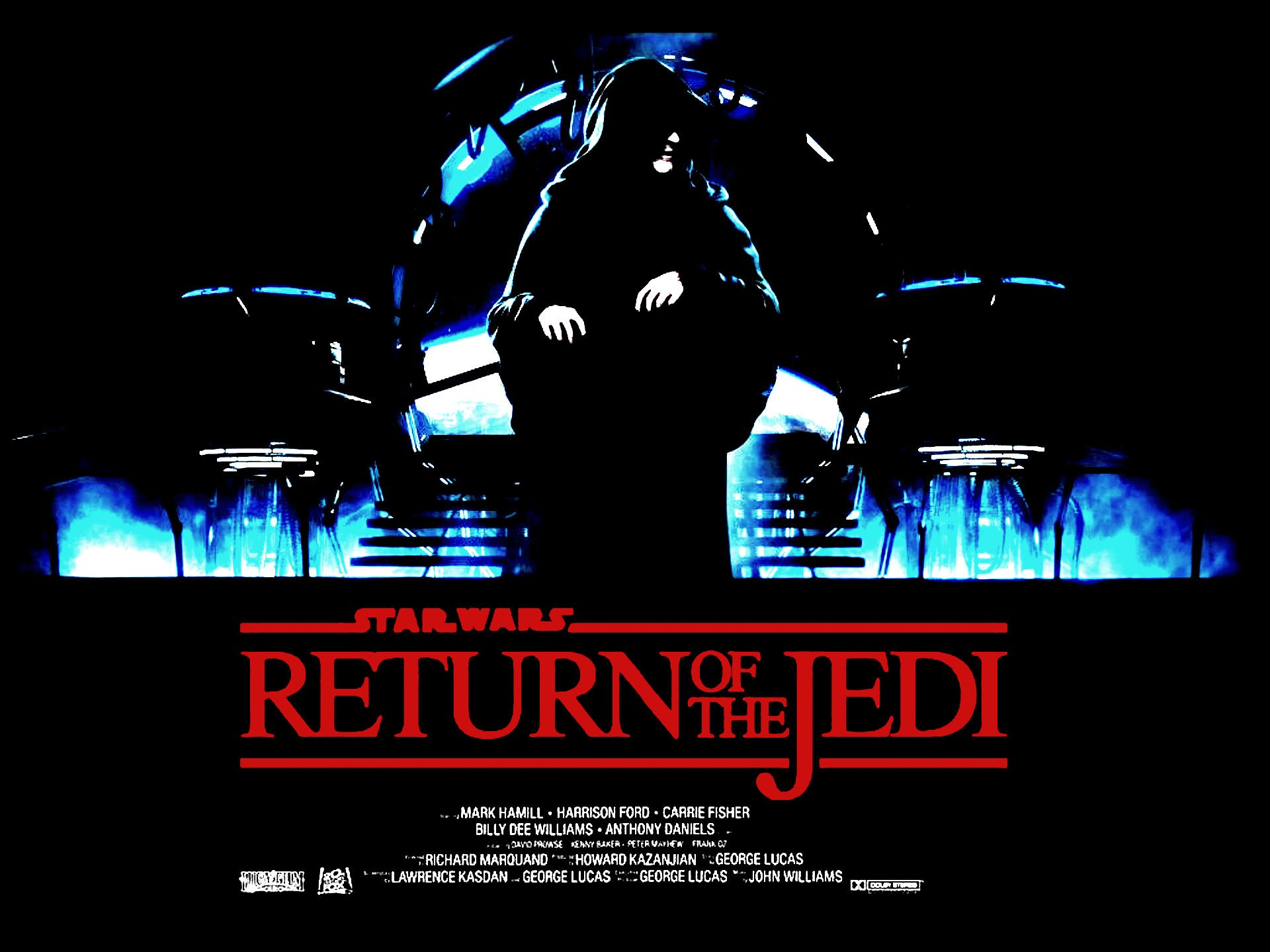 Star Wars Return Jedi Sci Fi Futuristic Movie Film 21 Wallpaper 1920x1440 255927 Wallpaperup