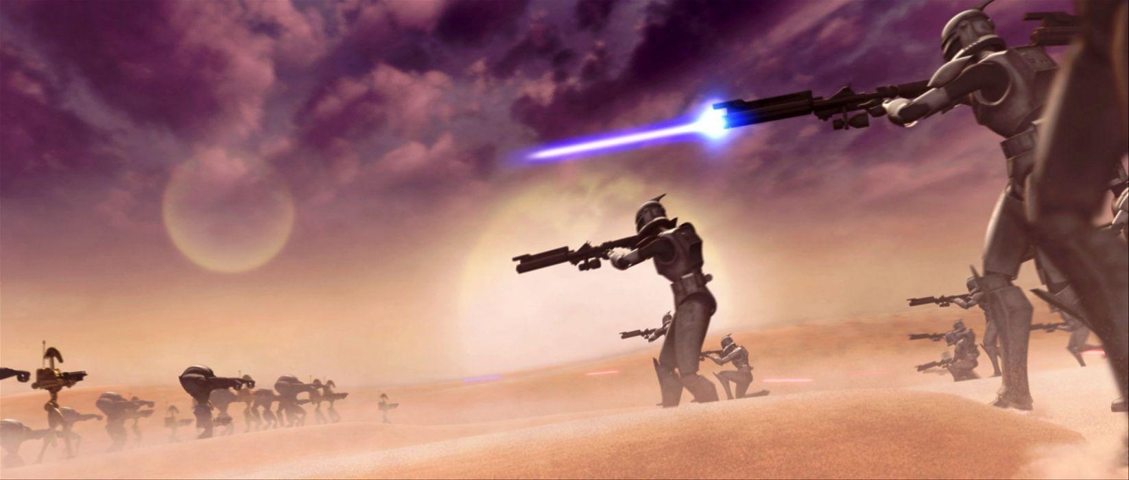 STAR WARS CLONE WARS animation sci-fi cartoon futuristic television clones series (16) wallpaper