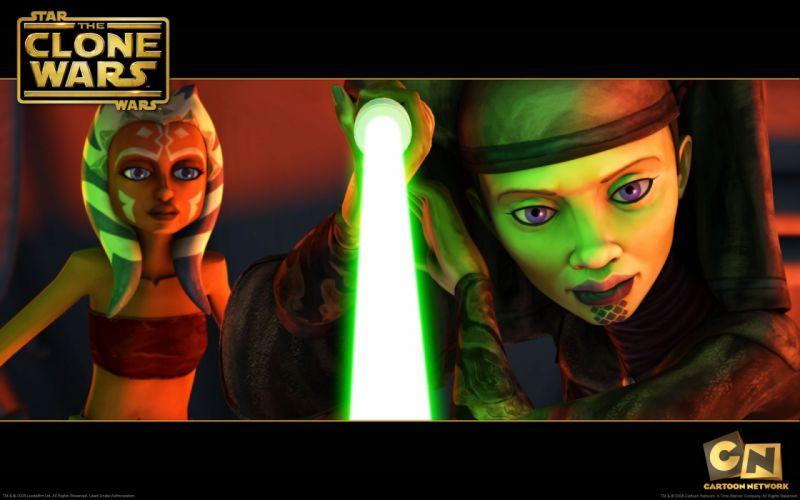 STAR WARS CLONE WARS animation sci-fi cartoon futuristic television clones series (39) wallpaper