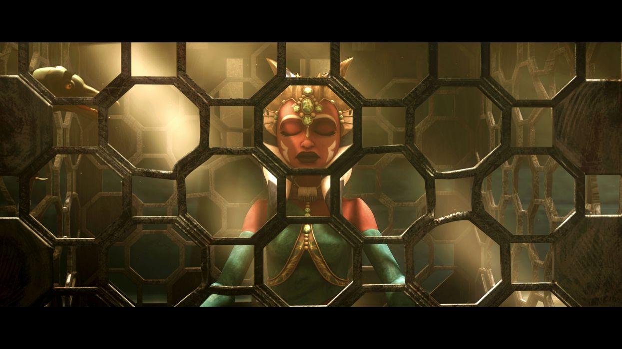 STAR WARS CLONE WARS animation sci-fi cartoon futuristic television clones series (52) wallpaper