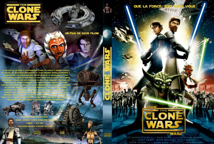 STAR WARS CLONE WARS animation sci-fi cartoon futuristic television clones series (57) wallpaper