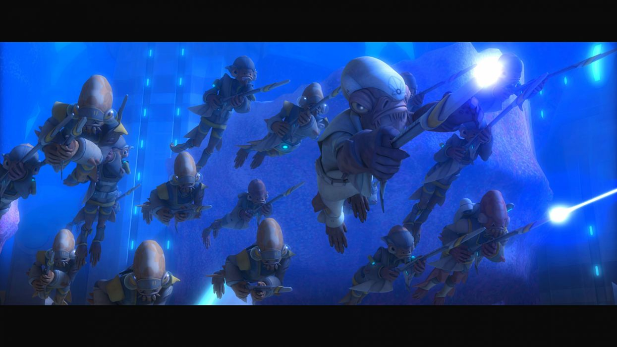 STAR WARS CLONE WARS animation sci-fi cartoon futuristic television clones series (61) wallpaper