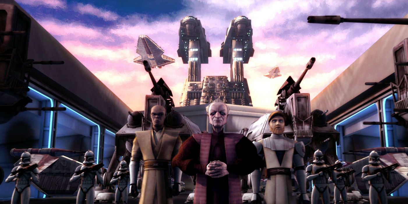 STAR WARS CLONE WARS animation sci-fi cartoon futuristic television clones series (72) wallpaper