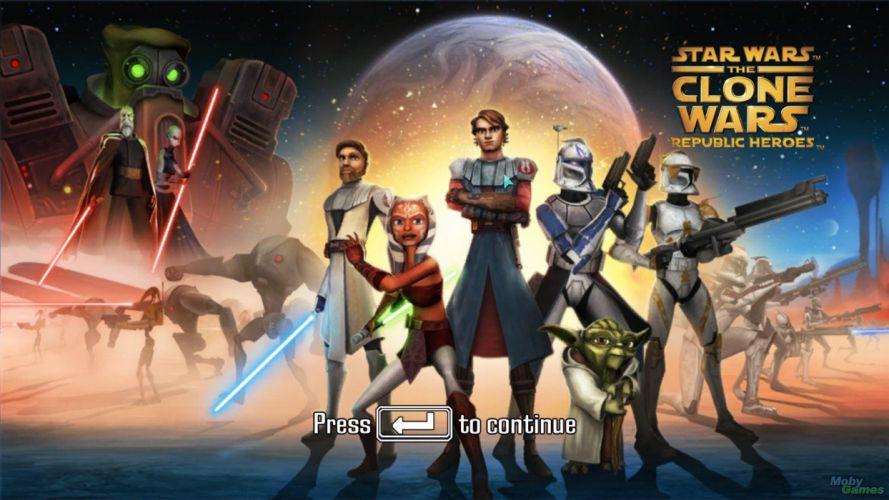 STAR WARS CLONE WARS animation sci-fi cartoon futuristic television clones series (82) wallpaper
