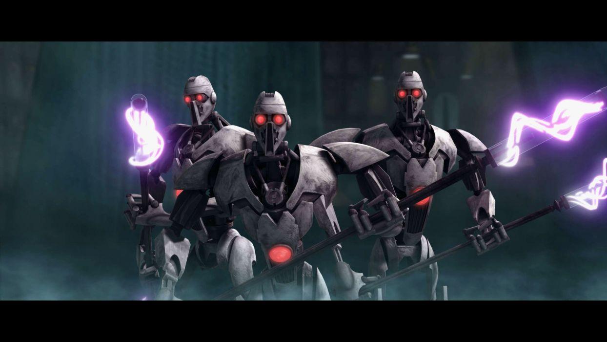 STAR WARS CLONE WARS animation sci-fi cartoon futuristic television clones series (100) wallpaper