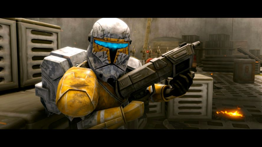 STAR WARS CLONE WARS animation sci-fi cartoon futuristic television clones series (112) wallpaper