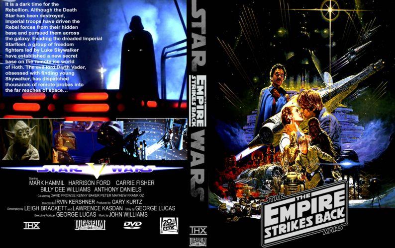 STAR WARS EMPIRE STRIKES BACK sci-fi futuristic movie film action (1) wallpaper