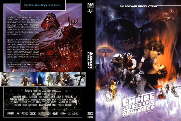 STAR WARS EMPIRE STRIKES BACK sci-fi futuristic movie film action (33) wallpaper