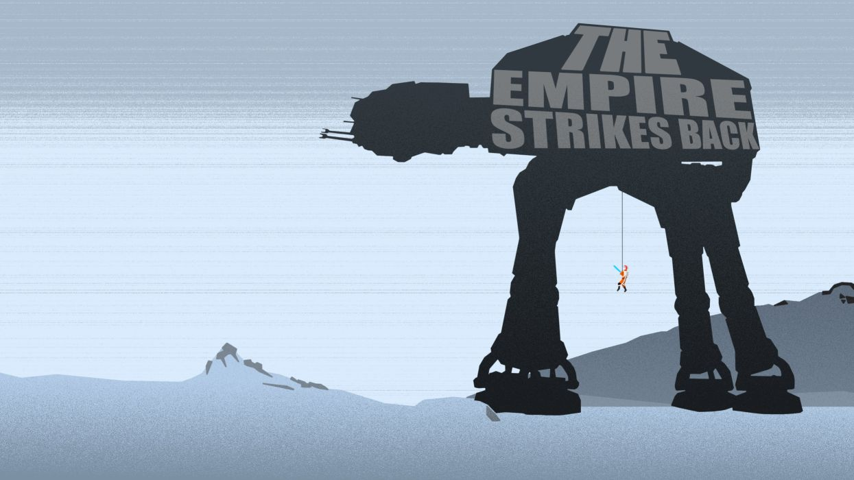STAR WARS EMPIRE STRIKES BACK sci-fi futuristic movie film action (41) wallpaper