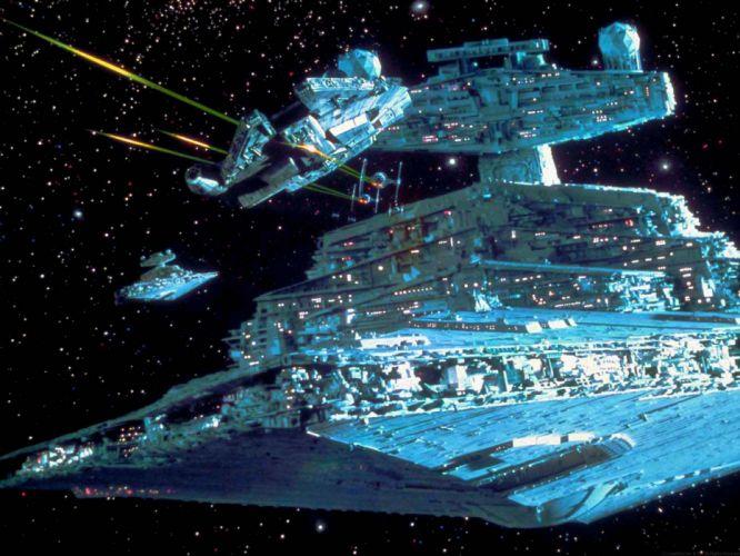 STAR WARS EMPIRE STRIKES BACK sci-fi futuristic movie film action (56) wallpaper