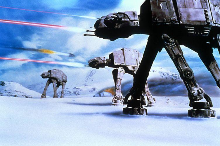 STAR WARS EMPIRE STRIKES BACK sci-fi futuristic movie film action (57) wallpaper