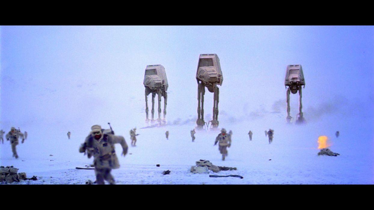 STAR WARS EMPIRE STRIKES BACK sci-fi futuristic movie film action (62) wallpaper
