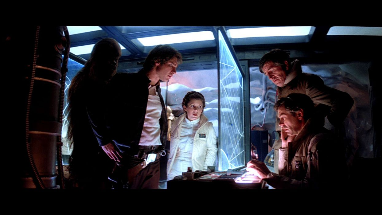 STAR WARS EMPIRE STRIKES BACK sci-fi futuristic movie film action (63) wallpaper