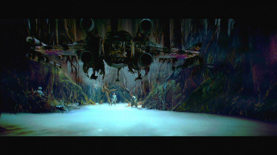 STAR WARS EMPIRE STRIKES BACK sci-fi futuristic movie film action (69) wallpaper