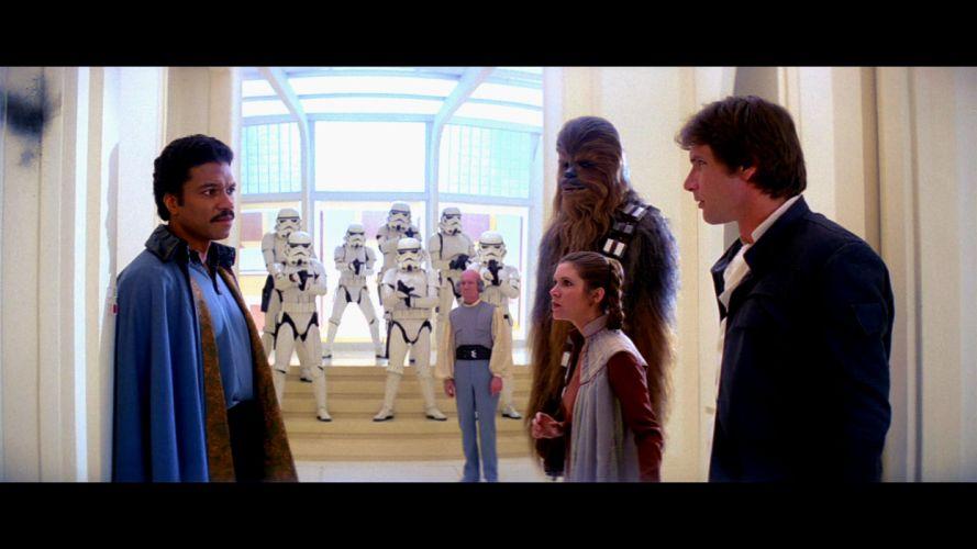 STAR WARS EMPIRE STRIKES BACK sci-fi futuristic movie film action (70) wallpaper