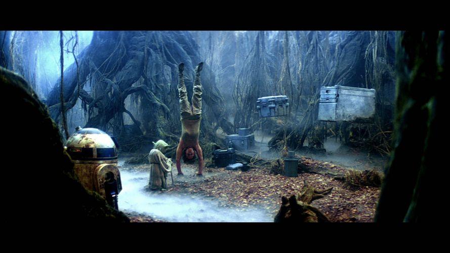 STAR WARS EMPIRE STRIKES BACK sci-fi futuristic movie film action (78) wallpaper