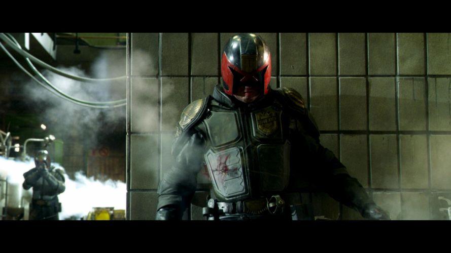 DREDD sci-fi action superhero judge (5) wallpaper