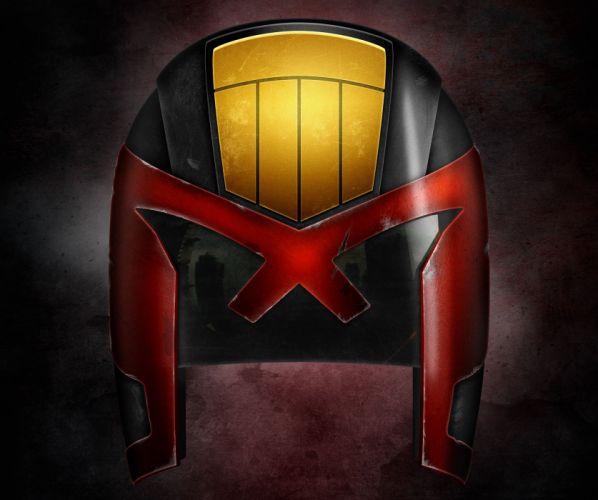 DREDD sci-fi action superhero judge (7) wallpaper
