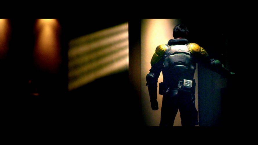 DREDD sci-fi action superhero judge (15) wallpaper