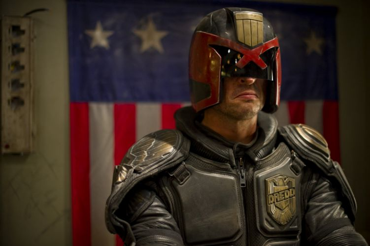 DREDD sci-fi action superhero judge (17) wallpaper
