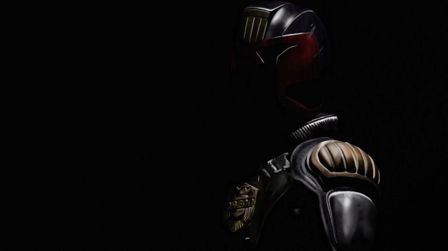 DREDD sci-fi action superhero judge (18) wallpaper