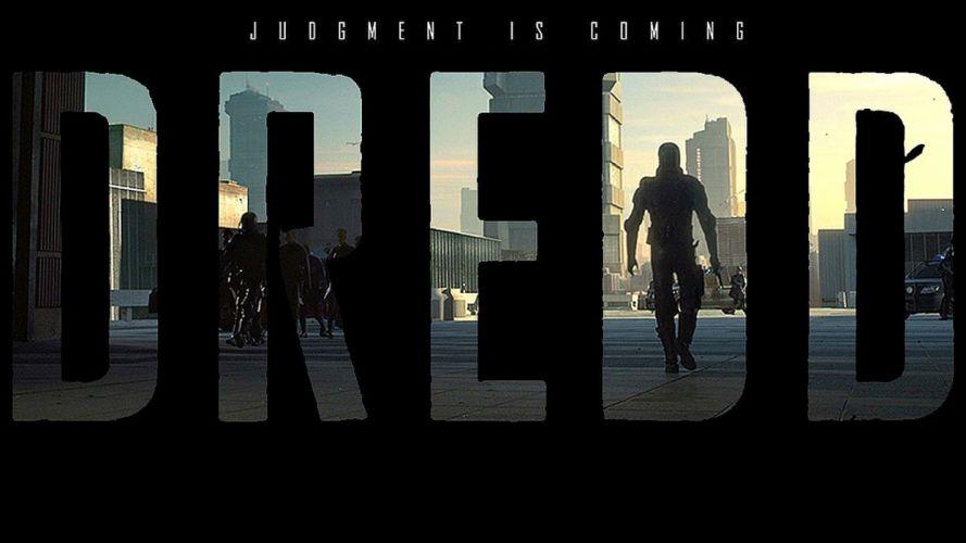 DREDD sci-fi action superhero judge (19) wallpaper