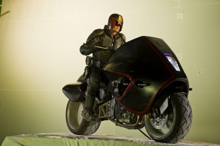 DREDD sci-fi action superhero judge (28) wallpaper