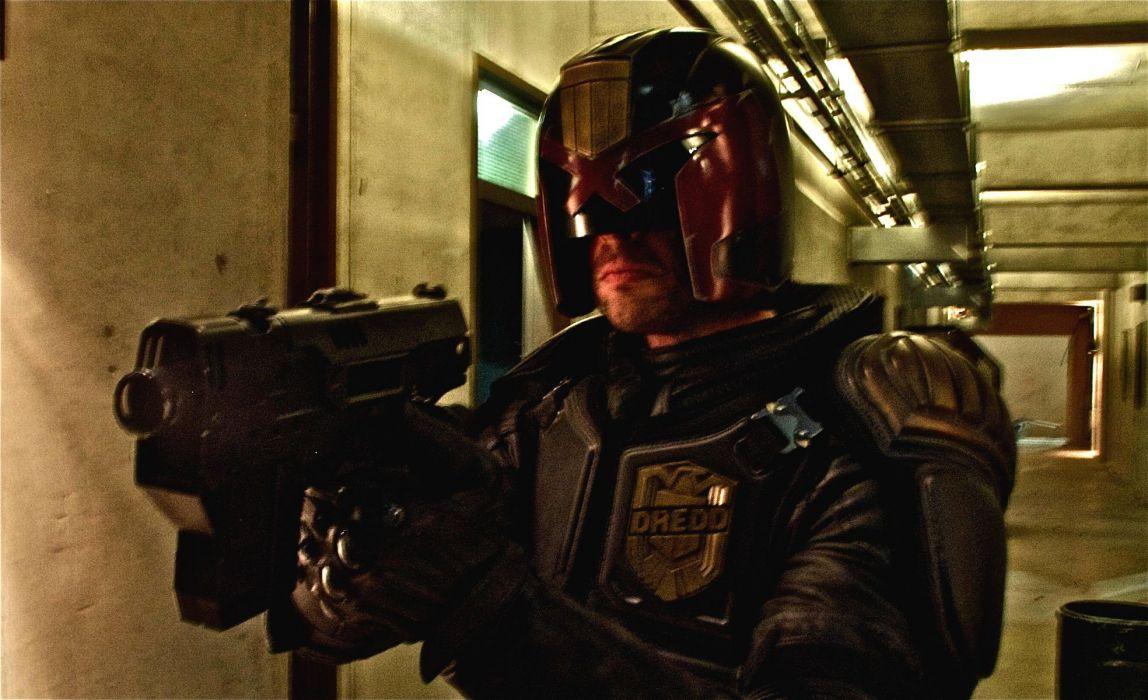 DREDD sci-fi action superhero judge (35) wallpaper