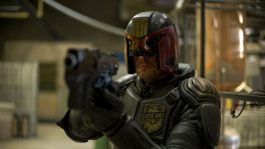 DREDD sci-fi action superhero judge (37) wallpaper