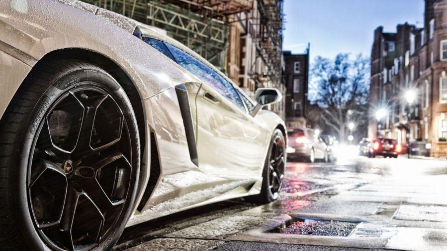 Lamborghini Gallardo Sport Car wallpaper