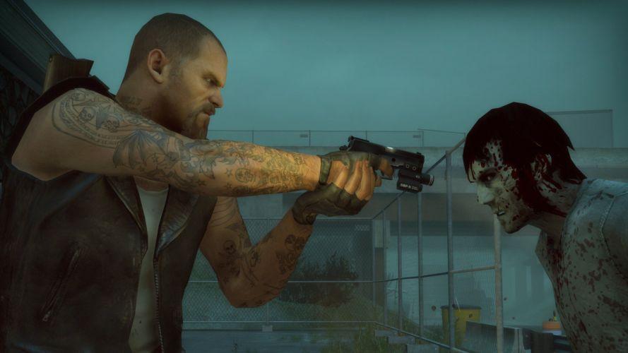 video games zombies screenshots Left 4 Dead wallpaper