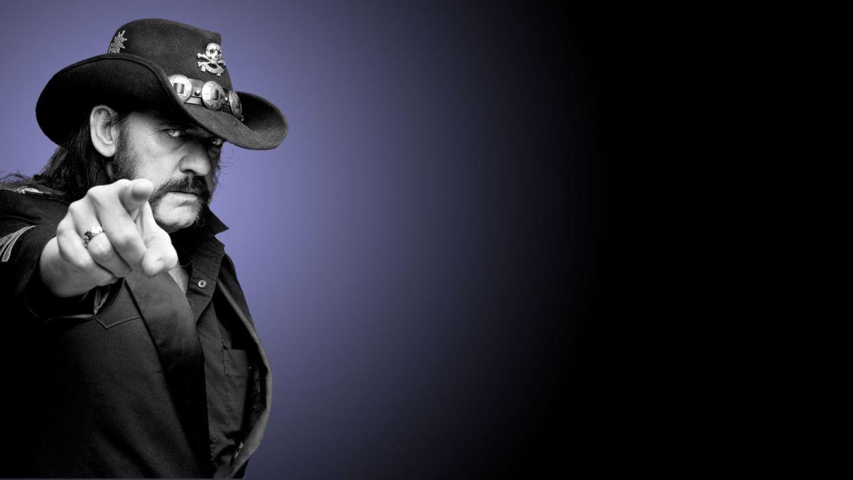 Motorhead Lemmy Killmister wallpaper