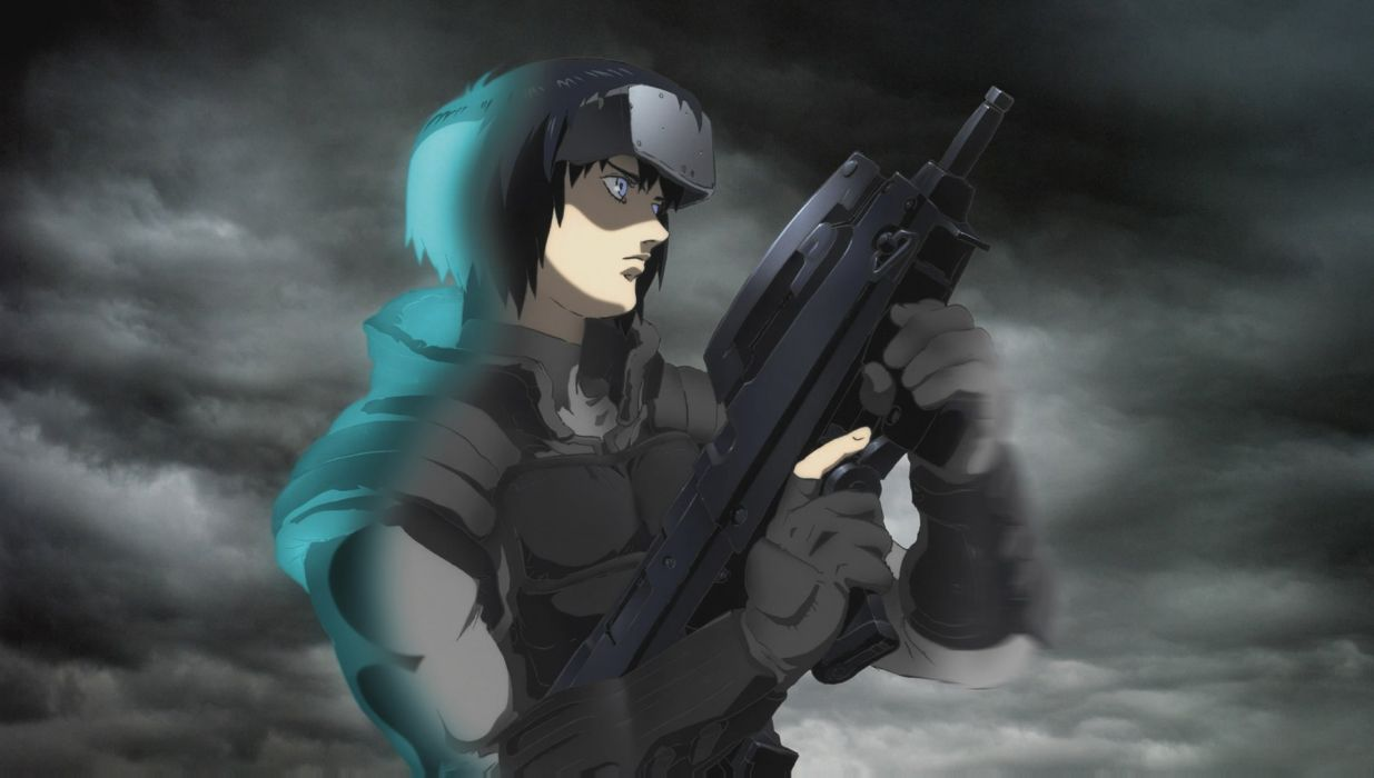 Guns Anime Ghost In The Shell Wallpaper 1920x1088 256562 Wallpaperup