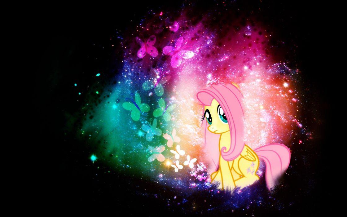 Fluttershy ponies faint My Little Pony: Friendship is Magic wallpaper