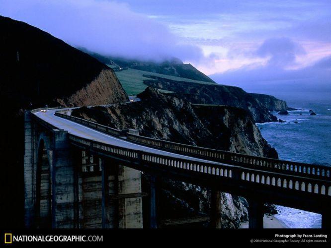 bridges National Geographic wallpaper