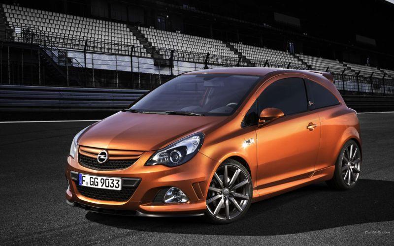 cars Opel wallpaper